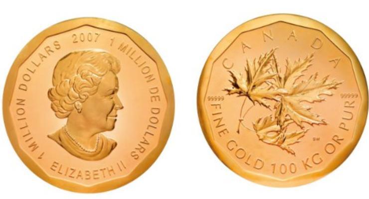В Берлине украли монету за четыре миллиона долларов