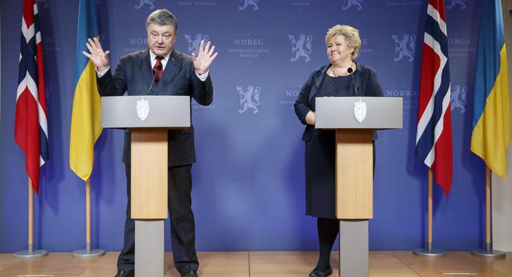 Сможет ли Украина стать стратегическим партнером Норвегии