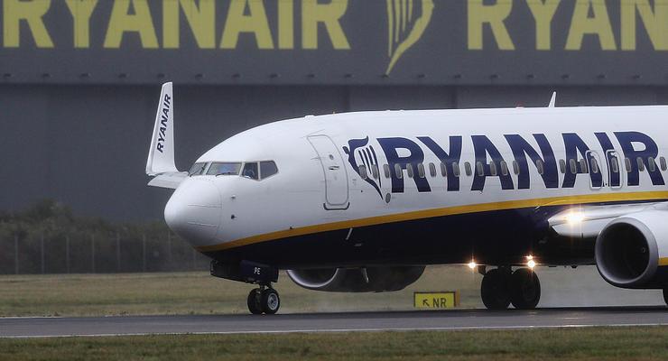 Аэропорт Борисполь не может договориться с Ryanair