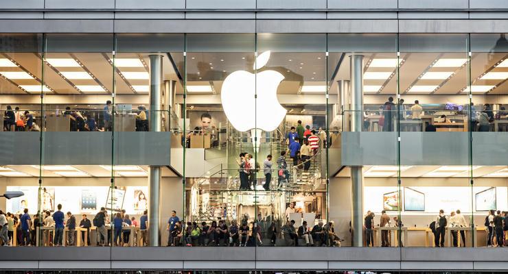 Apple задумал покупку кинокомпании Disney