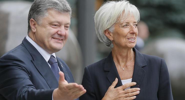 Украина предоставила МВФ оценку эффекта блокады Донбасса