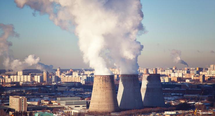 Приднепровская и Трипольская ТЭС остановили работу
