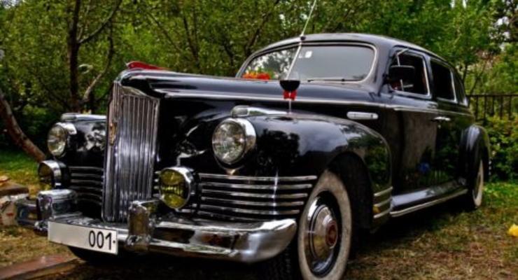 В Германии продают автомобиль Сталина за 8,5 миллионов евро