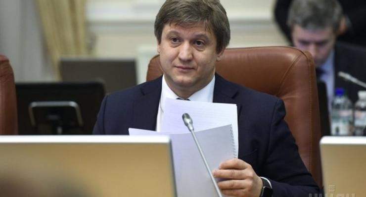 """Украине не придется """"отрабатывать"""" кредиты МВФ - Данилюк"""