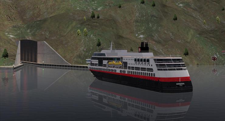 В Норвегии построят тоннель для судов за 315 миллионов долларов