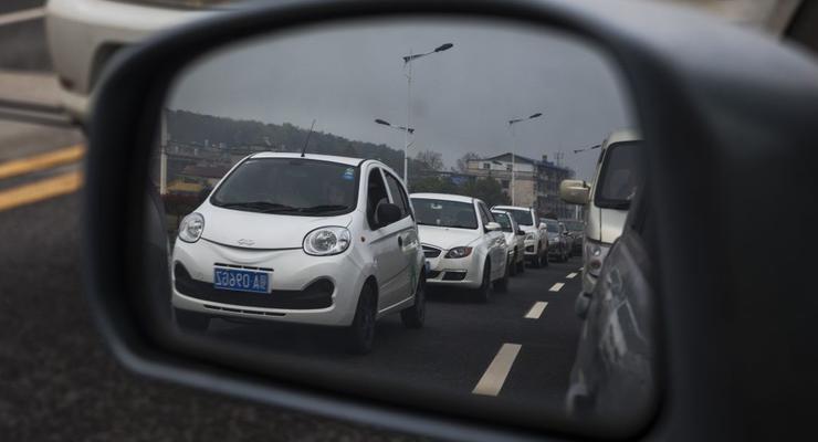 В Украине стремительно увеличивается импорт подержанных автомобилей