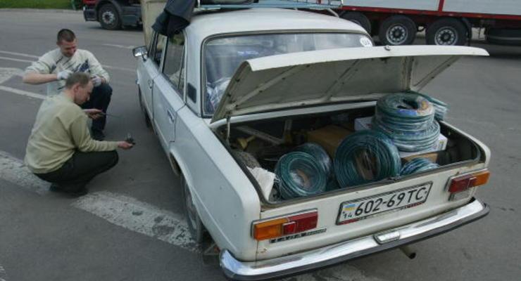 Украинские автомобили шокируют своим возрастом
