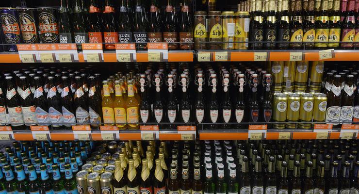 Киевсовет обязали отменить запрет на продажу алкоголя ночью