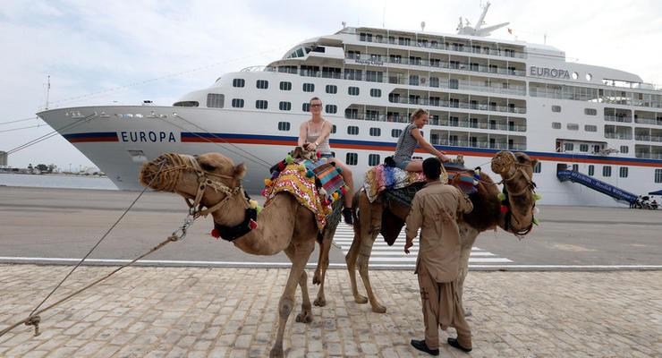 Украинцы попали в рейтинг самых активных туристов
