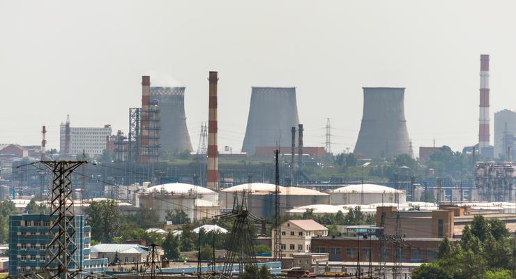 Пять из шести ТЭС Украины прекратили работу