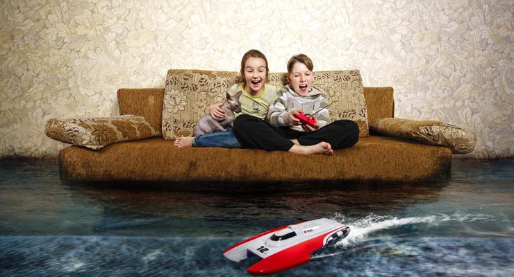Острожно, потоп: что делать, если соседи залили квартиру