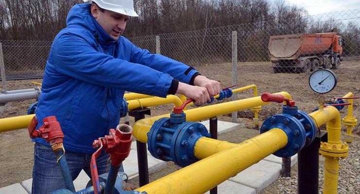 Нафтогаз в мае снизит цены на газ для промышленности