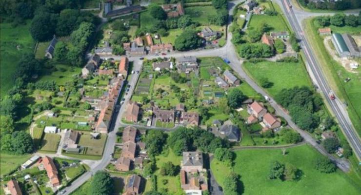 Уникальная деревня, выставленная на продажу за 26 миллионов долларов, продана