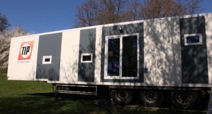 Украинец построил дом на колесах за 12 тысяч долларов
