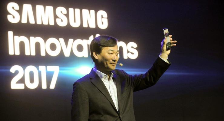Инновации-2017 представила Samsung Electronics Украина
