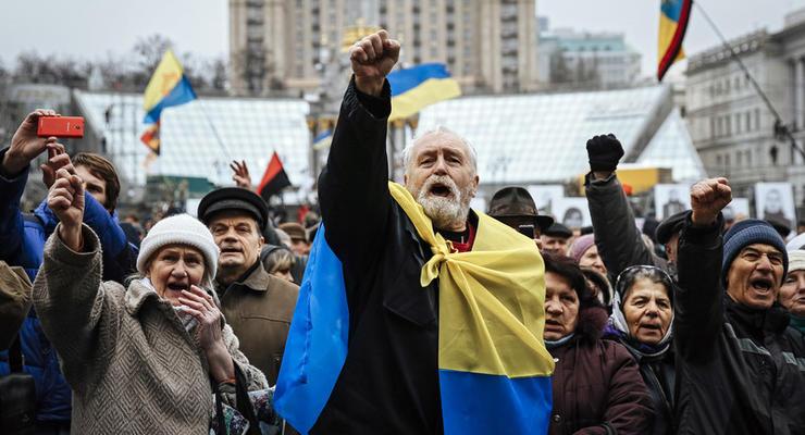 СМИ: Украина - мировой лидер в равноправном распределении доходов