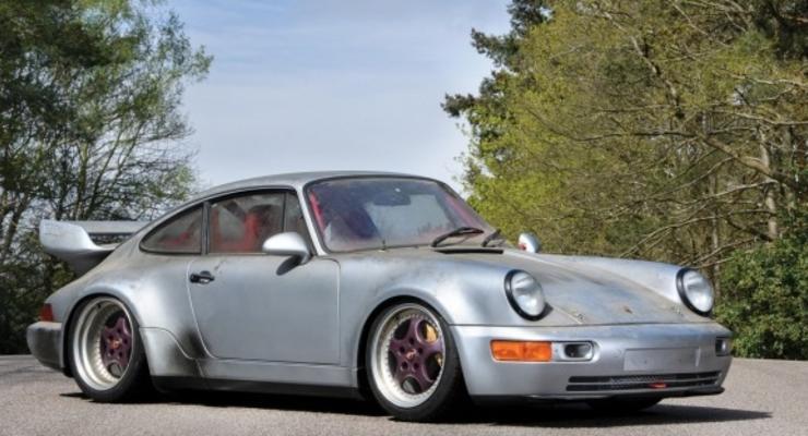 Мечта миллионера: на продажу выставили уникальный Porsche без пробега