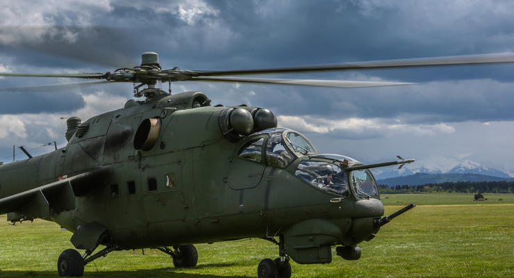 Украина освоила выпуск лопастей для вертолетов Ми-24