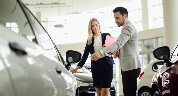 В Украине вырос объем продаж новых автомобилей