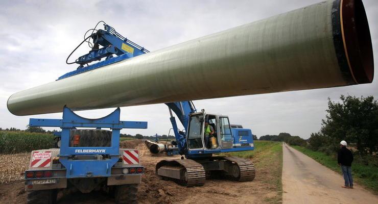 Путин приказал Газпрому начать строительство Турецкого потока