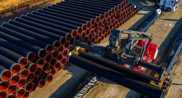 Газпром начал строительство Турецкого потока