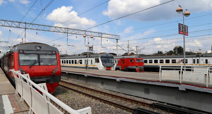Литва отказалась от пассажирских ж/д-перевозок в Москву