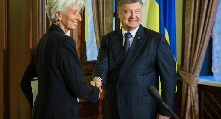 Украина может получить новый транш от МВФ до конца года