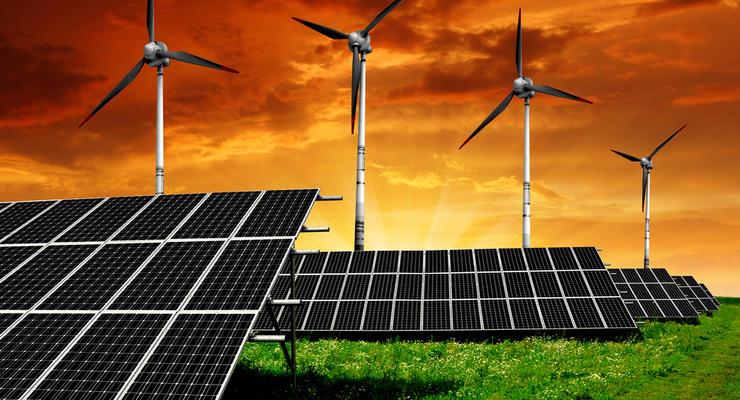 Германия побила рекорд по производству возобновляемой энергии