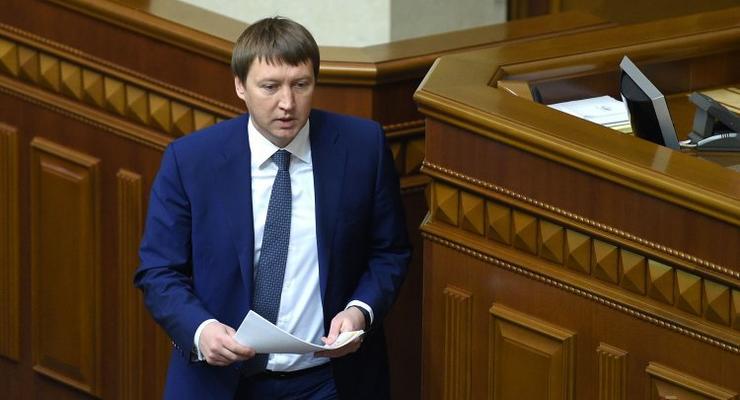 Министр агрополитики написал заявление об отставке