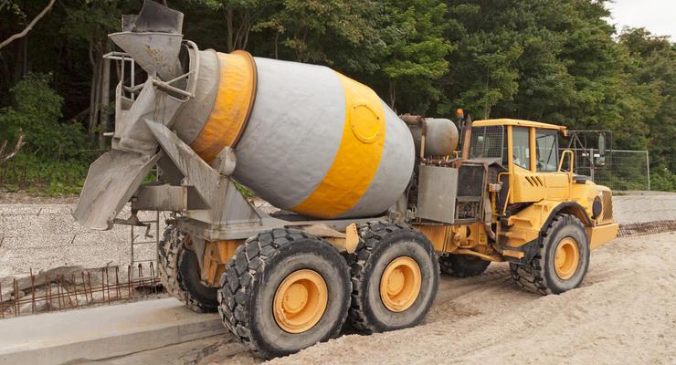 В трех областях Украины появятся бетонные дороги