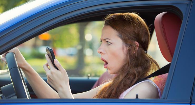 За штрафы украинских водителей будут ловить прямо на трассах