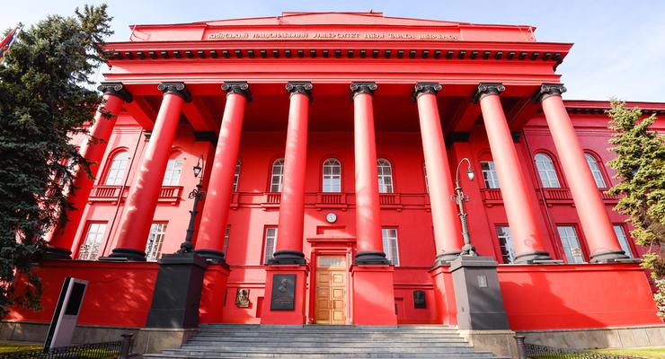 ТОП-5 лучших университетов Украины в 2017 году