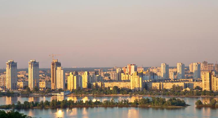 Строительство жилья на левом берегу Киева могут полностью прекратить