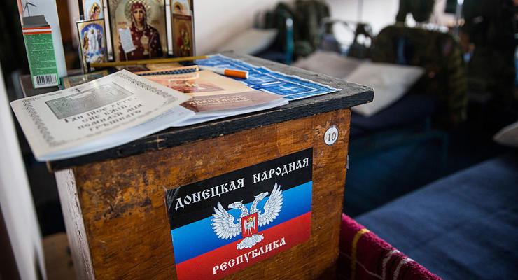 """На оккупированном Донбассе террористы захватили 50 """"бесхозных"""" АЗС"""