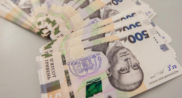 Украина перевыполнила бюджет
