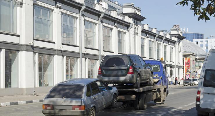 В Украине водителей будут жестче наказывать за неправильную парковку