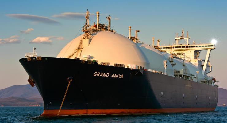 Сжиженный газ из США впервые доставлен в Польшу