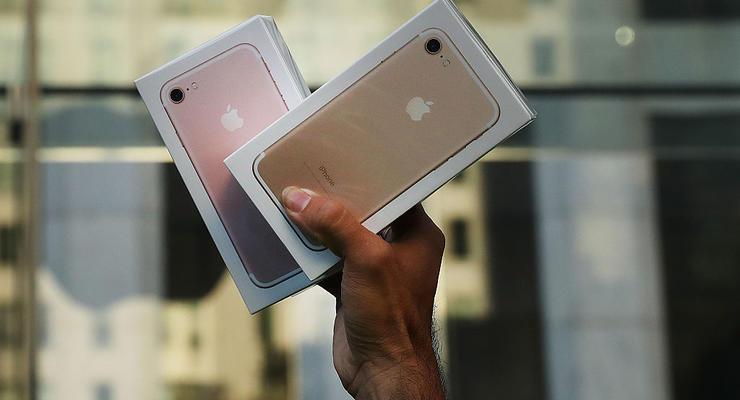 Стало известно, сколько в Украине будет стоить iPhone 8