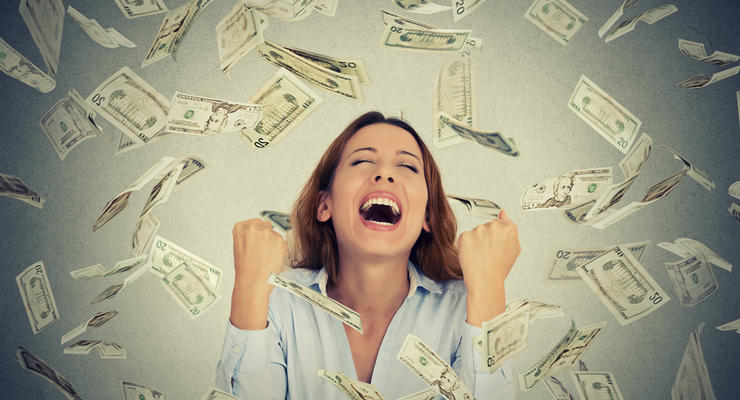 Стало известно, сколько нужно денег для счастья