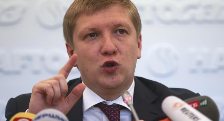 Нафтогаз просит США наказать участников проекта Северный поток-2