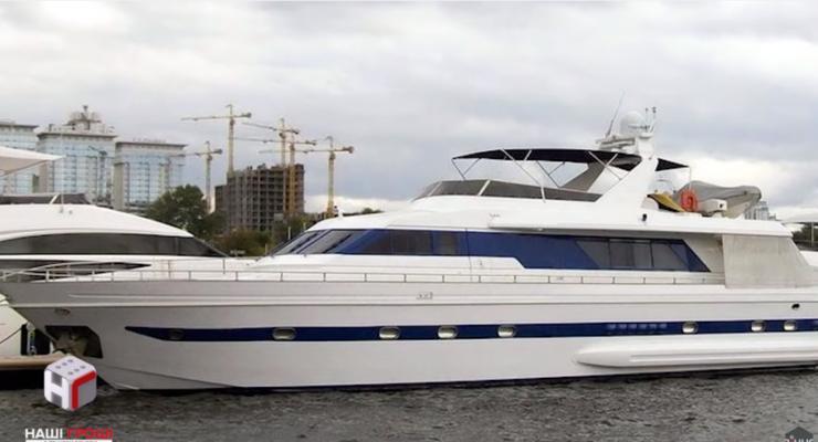 Заработал честно: помощник нардепа от БПП владеет яхтой за 21 миллион гривен