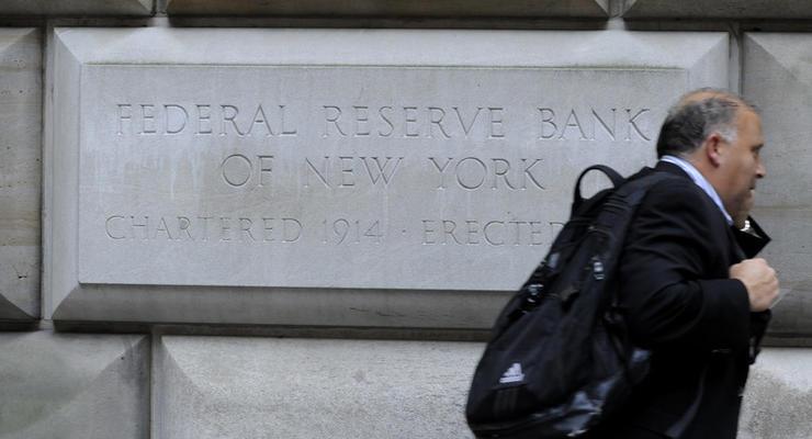 Россия на время выводила деньги из американского банка из-за санкций