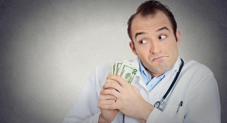 Миллионеры в белых халатах: ТОП-5 самых богатых врачей Украины