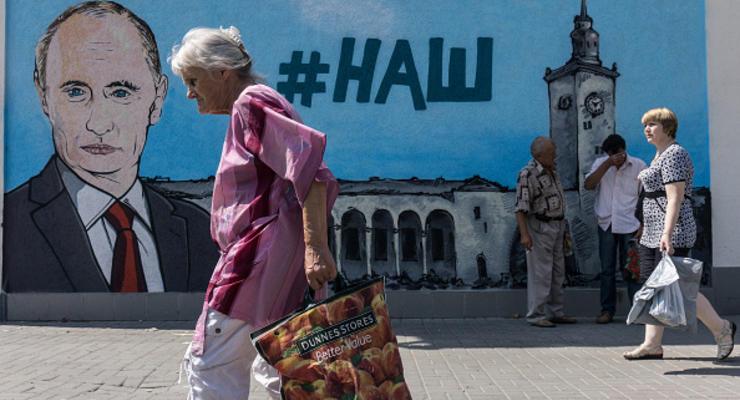 Оккупанты в Крыму введут курортный сбор