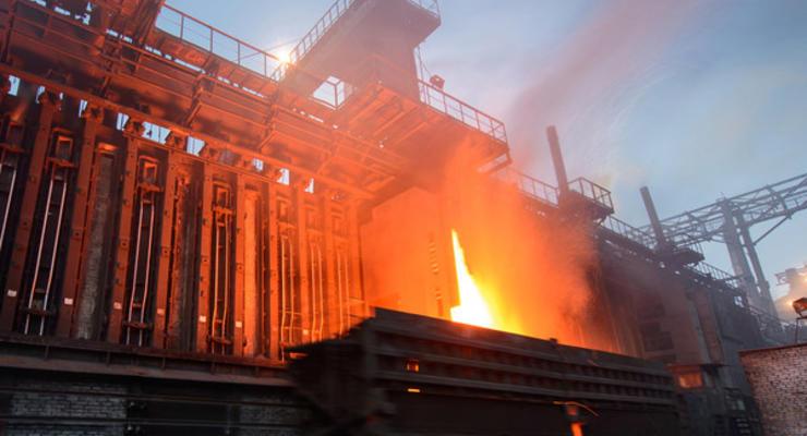 Украина продолжила снижение в рейтинге производителей стали