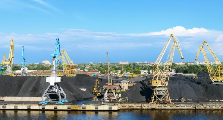 Украина получила вторую партию угля из ЮАР