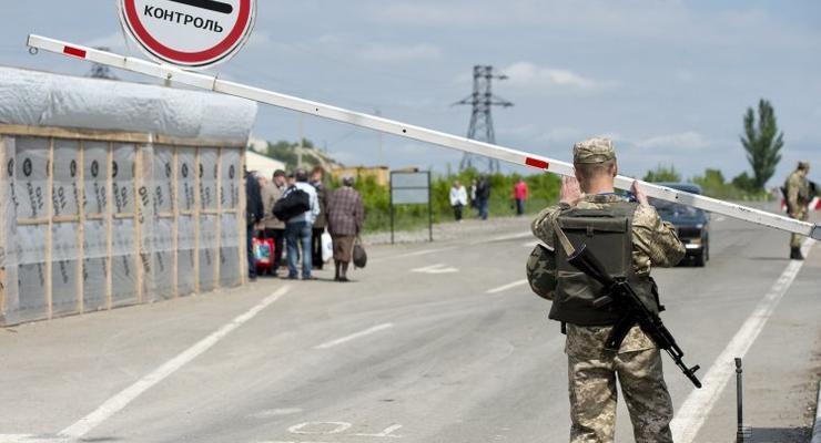 Украина прекратила электроснабжение на оккупированном Донбассе