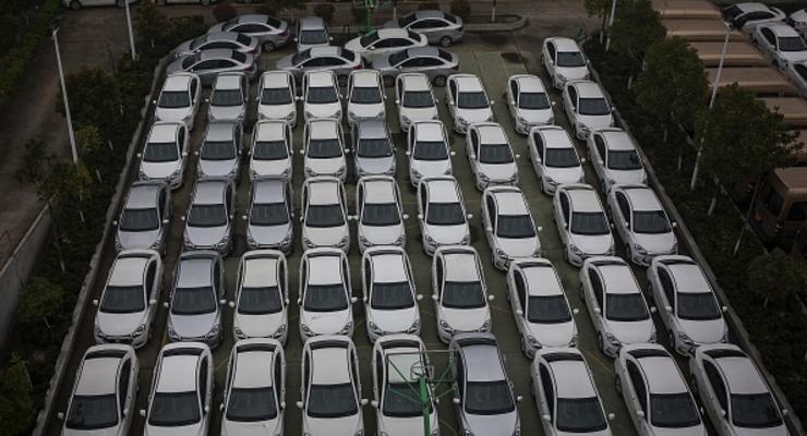 Суды активно штрафуют автомобили на иностранных номерах