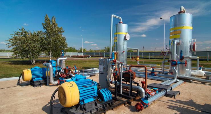 Украина поставила шестилетний рекорд по транзиту газа из РФ