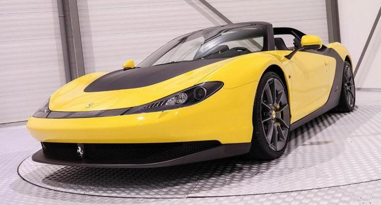 Подержанную Ferrari оценили в пять миллионов долларов